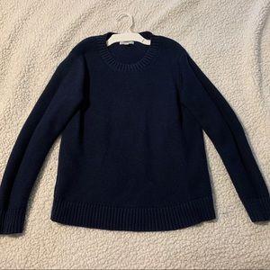J Crew Mercantile Classic Crewneck Sweater